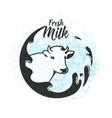 fresh dairy milk background