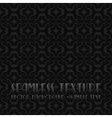ornaments background black with text vector image vector image