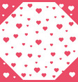 valentines day love vector image vector image