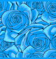 rose flower seamless pattern background texture vector image
