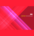 abstract red image that depicts technology with vector image vector image