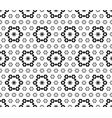 geometric pattern subtle ornate background vector image vector image