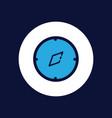 Compass icon sign symbol