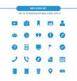 Mix icons set