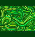 simple doodle style abstract organic striped vector image