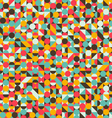 Seamless pattern - Set 3 vector image