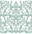 Beautiful seamless with vintage pattern vector image