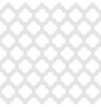 cross seamless pattern trendy gray and vector image vector image