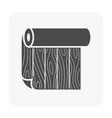linoleum pattern icon vector image