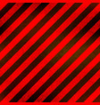 red and black stripes with grunge texture vector image vector image