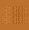thai wooden wall pattern texture background vector image vector image