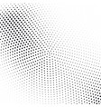 Abstract dotted halftone texture