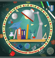 design 10 on school theme international literacy
