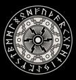 in celtic scandinavian celtic vector image vector image