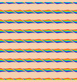 rainbow geometric seamless pattern 404 vector image