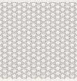 Abstract seamless pattern of arcs