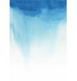 blue color gradient background watercolor vector image