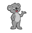 Cartoon Koala vector image vector image