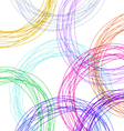 Hand drawn colorful background