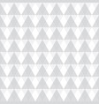 light grey geometric triangles seamless vector image
