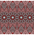 Ethnic Abstract Seamless pattern background vector image vector image