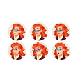 business avatar woman icon placeholder vector image vector image