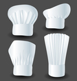 Chef hat set vector | Price: 1 Credit (USD $1)