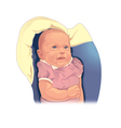Infant vector image vector image