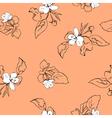 appleblossoms vector image