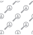 New Search seamless pattern
