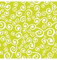 Vintage leaf seamless texture vector image vector image