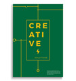 electricity cover abstract technology circuit vector image