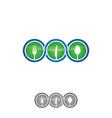 infinity restaurant vector image vector image