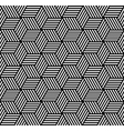 optical art design vector image vector image