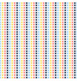 cross seamless pattern vector image vector image