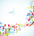 Abstract backgrounds with colorful tunes