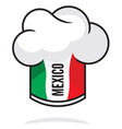 mexican cuisine vector image