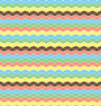 Colorful cloud patternJapan wave style pattern