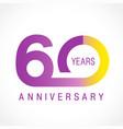 60 anniversary classic logo