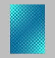 Light blue halftone dot pattern page template