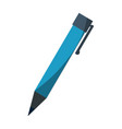 pen utensil icon vector image vector image