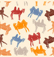 seamless pattern with oriental motifs