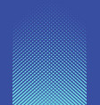 a4 fading blue line pattern background vector image vector image
