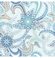 Paisley Colorful Seamless Background