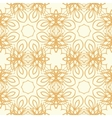 An abstract vintage pattern seamless background vector image vector image