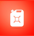 canister for gasoline icon diesel gas icon vector image vector image