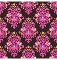 Damask Flourish seamless pattern vector image