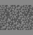 background triangle abstract vector image vector image
