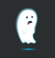 Cute Ghost Single 1 vector image