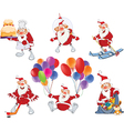 Santa Claus for you Design vector image vector image